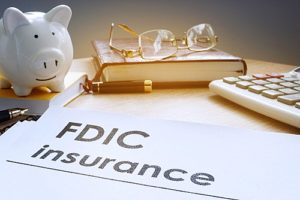 A CDARS Deposit Placement Agreement form for accessing FDIC Insurance