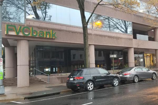 FVCbank Arlington, VA branch