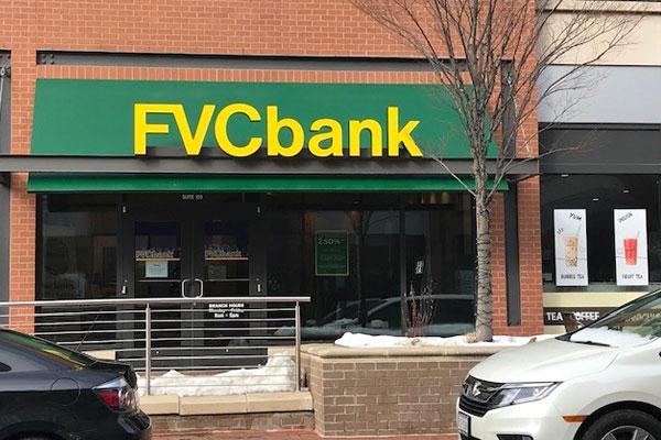 FVCbank Ashburn, VA branch