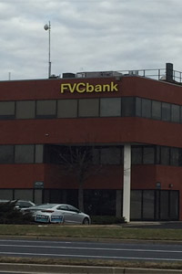 FVCbank Rockville, MD branch