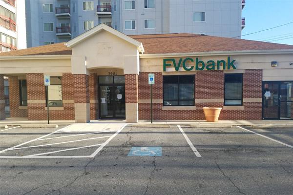 FVCbank Silver Spring, MD branch