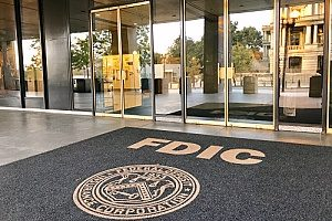 a picture of the FDIC where CDARS programs are regulated