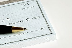 checks printed for individuals using personal and interest checking accounts