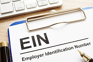 employment identification number of a small business